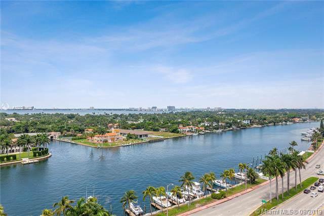 5001 Collins Ave 14B, Miami Beach, FL 33140 (MLS #A10736962) :: Grove Properties