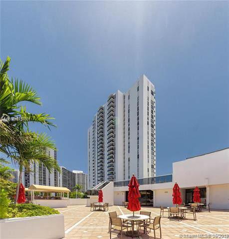 3675 N Country Club Dr #301, Aventura, FL 33180 (MLS #A10737301) :: Grove Properties