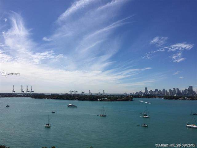 1500 Bay Rd 1420S, Miami Beach, FL 33139 (MLS #A10737405) :: Ray De Leon with One Sotheby's International Realty