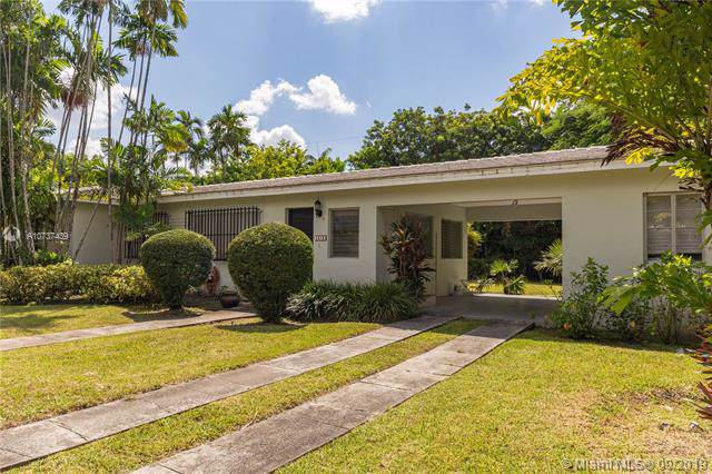 1412 Madrid St, Coral Gables, FL 33134 (MLS #A10737439) :: Ray De Leon with One Sotheby's International Realty