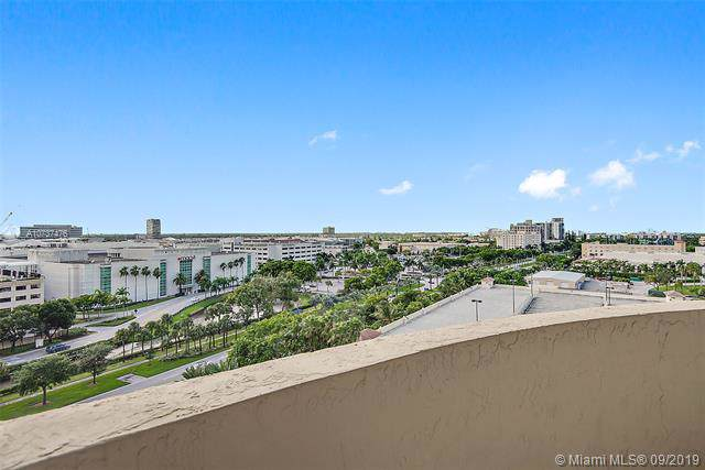19501 W Country Club Dr #1011, Aventura, FL 33180 (MLS #A10737476) :: Grove Properties