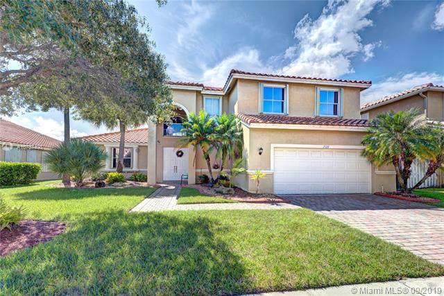 1520 SW 191st Ave, Pembroke Pines, FL 33029 (MLS #A10737498) :: Grove Properties