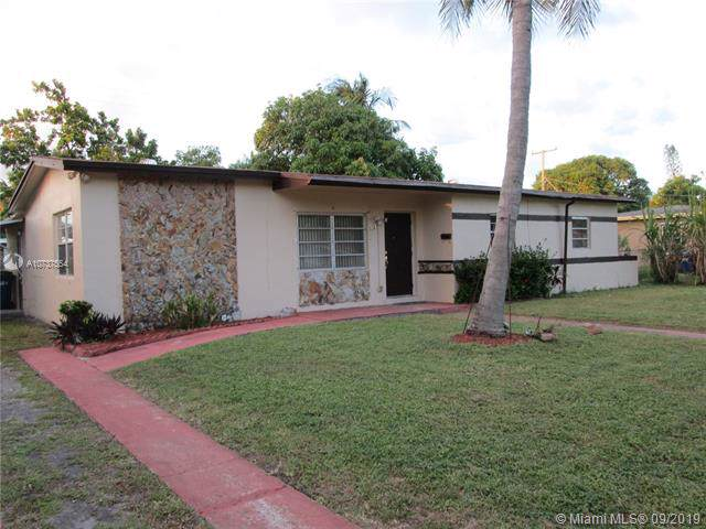 3361 NW 7th Ct, Lauderhill, FL 33311 (MLS #A10737554) :: Ray De Leon with One Sotheby's International Realty