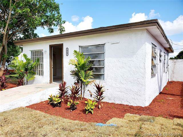 869 SW 7th St, Homestead, FL 33030 (MLS #A10737615) :: Ray De Leon with One Sotheby's International Realty