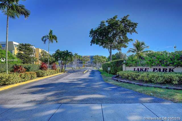 940 NE 199th St 3K, Miami, FL 33179 (MLS #A10737653) :: The Adrian Foley Group