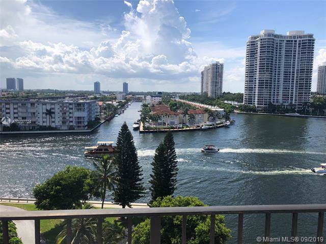301 174th St #919, Sunny Isles Beach, FL 33160 (MLS #A10737724) :: The Riley Smith Group