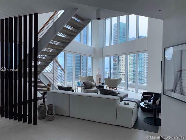 60 SW 13th St #2600, Miami, FL 33130 (MLS #A10737826) :: Green Realty Properties