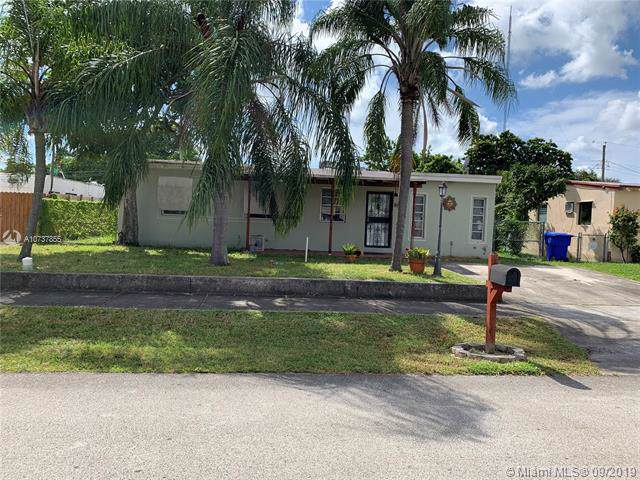 3660 SW 46th Ave, West Park, FL 33023 (MLS #A10737855) :: RE/MAX Presidential Real Estate Group