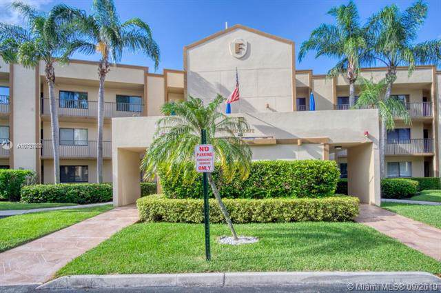 10644 W Clairmont Cir #203, Tamarac, FL 33321 (MLS #A10737883) :: Ray De Leon with One Sotheby's International Realty