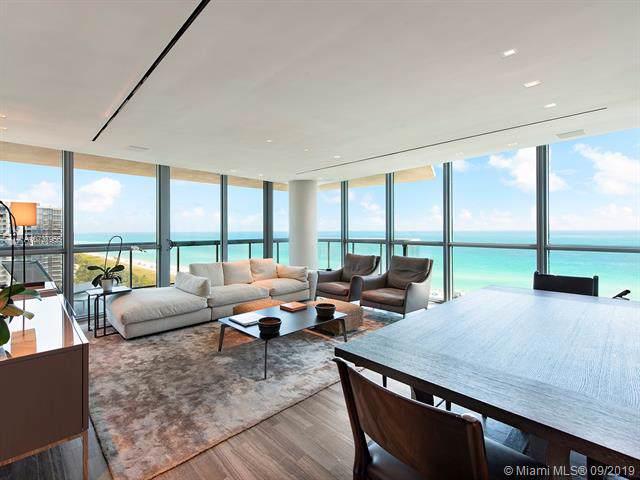 101 20th St #2007, Miami Beach, FL 33139 (MLS #A10737956) :: Green Realty Properties