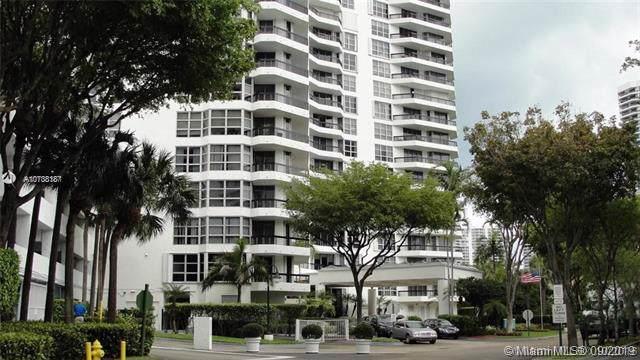 3400 NE 192nd St #301, Aventura, FL 33180 (MLS #A10738187) :: The Adrian Foley Group