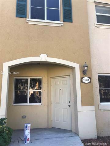 1604 SE 31st Ct, Homestead, FL 33035 (MLS #A10738300) :: GK Realty Group LLC