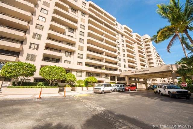 251 Crandon Blvd #405, Key Biscayne, FL 33149 (MLS #A10738361) :: The Paiz Group