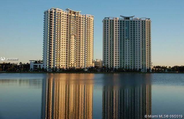 2641 N Flamingo Road 904N, Sunrise, FL 33323 (MLS #A10738416) :: Grove Properties