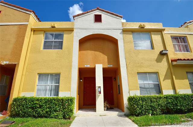 3872 NW 90th Ave #3872, Sunrise, FL 33351 (MLS #A10738461) :: Castelli Real Estate Services