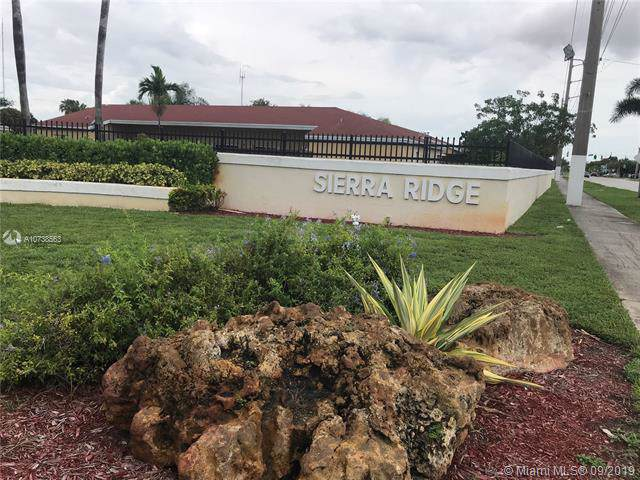 809 NE 214th Ln #3, Miami, FL 33179 (MLS #A10738563) :: Ray De Leon with One Sotheby's International Realty