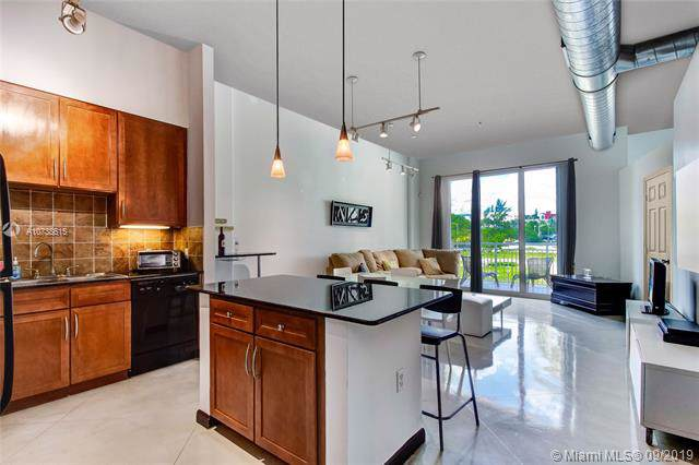 2001 Biscayne Blvd #2316, Miami, FL 33137 (MLS #A10738615) :: The Kurz Team