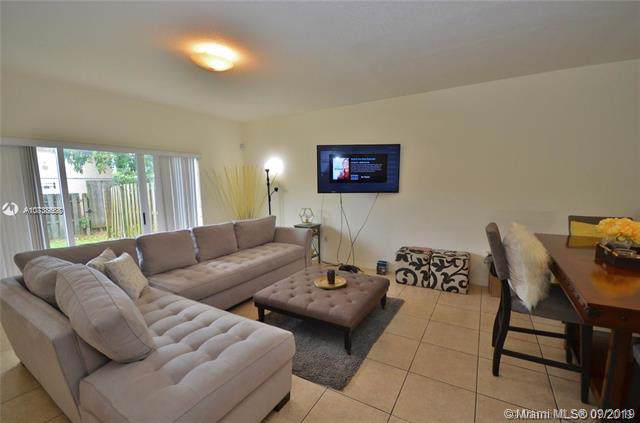 20441 NW 15th Ave #8, Miami Gardens, FL 33169 (MLS #A10738668) :: The Maria Murdock Group