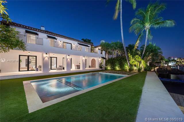 5401 Pine Tree Dr, Miami Beach, FL 33140 (MLS #A10738719) :: Grove Properties