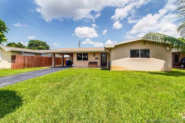 8231 NW 12th St, Pembroke Pines, FL 33024 (MLS #A10738720) :: Grove Properties