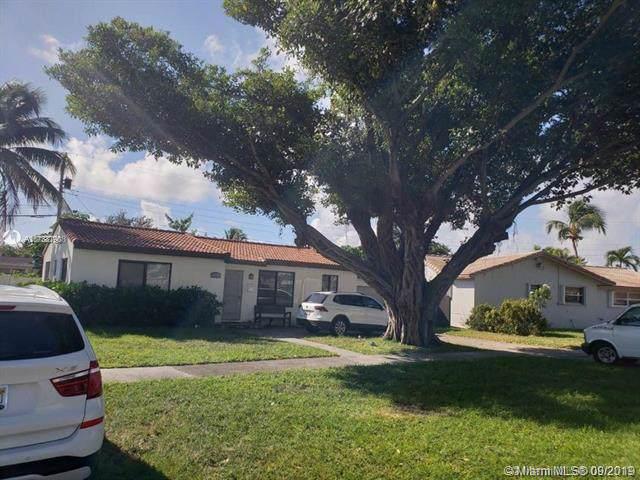 3434 S Longfellow Cir, Hollywood, FL 33021 (MLS #A10738790) :: The Paiz Group