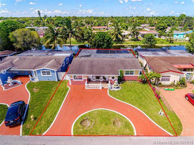 7551 Alhambra Blvd, Miramar, FL 33023 (MLS #A10738863) :: RE/MAX Presidential Real Estate Group