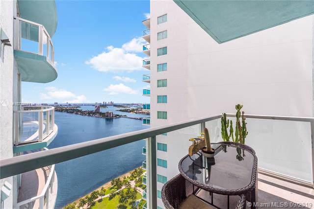 1900 N Bayshore Dr #3403, Miami, FL 33132 (MLS #A10738891) :: Grove Properties