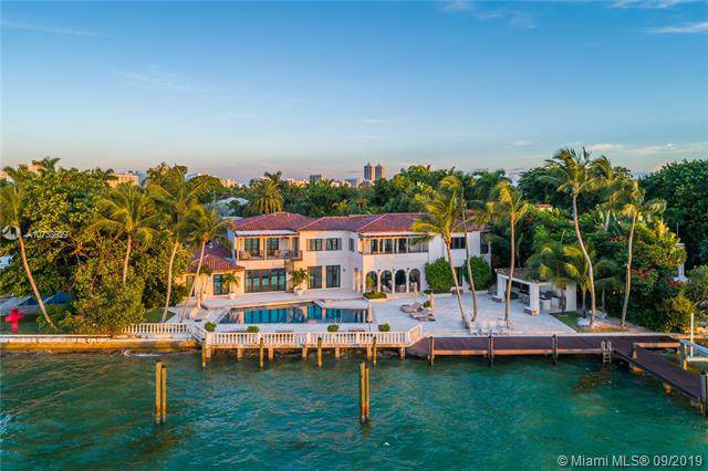 5980 N Bay Rd, Miami Beach, FL 33140 (MLS #A10738929) :: The Jack Coden Group
