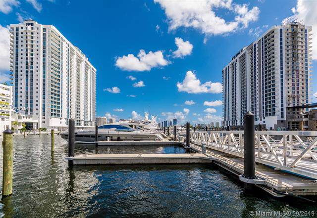 17301 Biscayne Blv #1004, Miami, FL 33160 (MLS #A10738944) :: Grove Properties