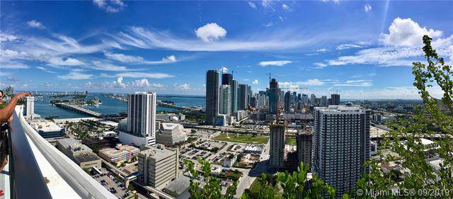 1600 NE 1st Ave #3208, Miami, FL 33132 (MLS #A10738970) :: Kurz Enterprise