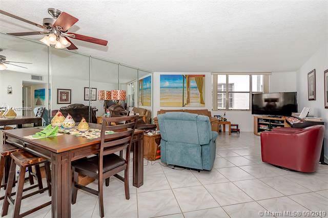1913 S Ocean Dr #301, Hallandale, FL 33009 (MLS #A10738998) :: RE/MAX Presidential Real Estate Group
