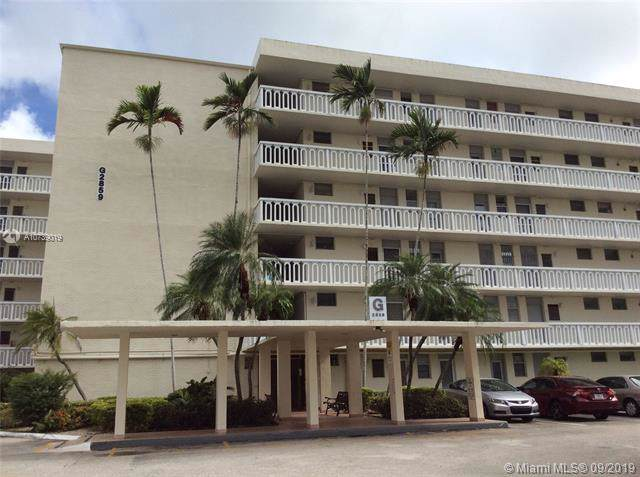 2859 Leonard Dr G303, Aventura, FL 33160 (MLS #A10739019) :: The Jack Coden Group