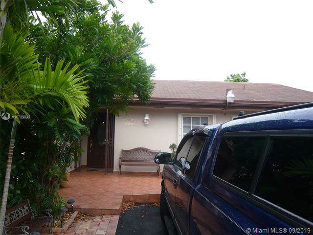 5217 SW 141st Ave, Miami, FL 33175 (MLS #A10739090) :: Ray De Leon with One Sotheby's International Realty