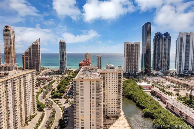 230 174th St #620, Sunny Isles Beach, FL 33160 (MLS #A10739132) :: Grove Properties
