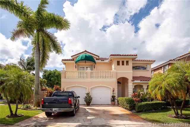 13924 SW 154th St, Miami, FL 33177 (MLS #A10739209) :: Laurie Finkelstein Reader Team
