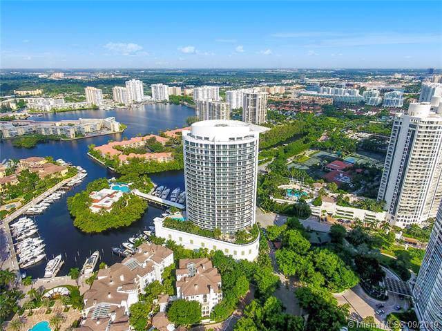 4100 Island Blvd #801, Aventura, FL 33160 (MLS #A10739252) :: The Jack Coden Group
