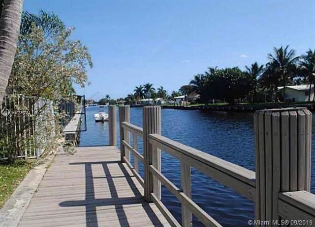 151 SE 6th Ave #13, Pompano Beach, FL 33060 (MLS #A10739284) :: The Kurz Team