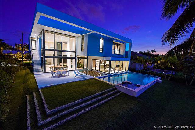 418 Sunset Dr, Hallandale, FL 33009 (MLS #A10739328) :: Grove Properties