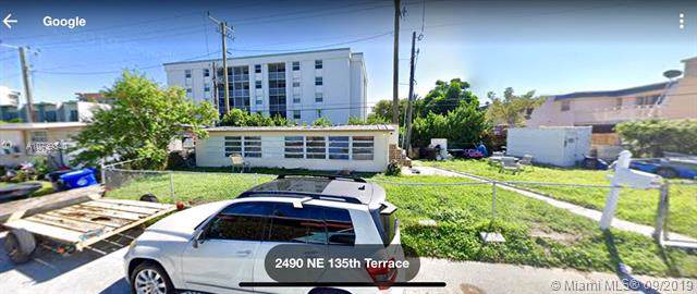 2490 NE 135th Ter, North Miami Beach, FL 33181 (MLS #A10739340) :: Grove Properties