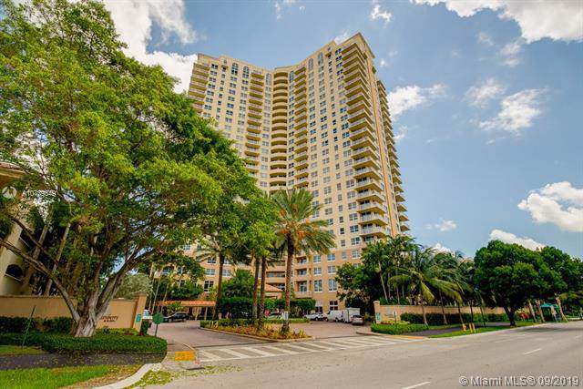 19501 W Country Club Dr #2607, Aventura, FL 33180 (MLS #A10739349) :: The Riley Smith Group