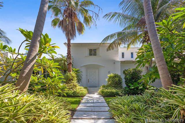 5763 N Bay Rd, Miami Beach, FL 33140 (MLS #A10739381) :: Ray De Leon with One Sotheby's International Realty