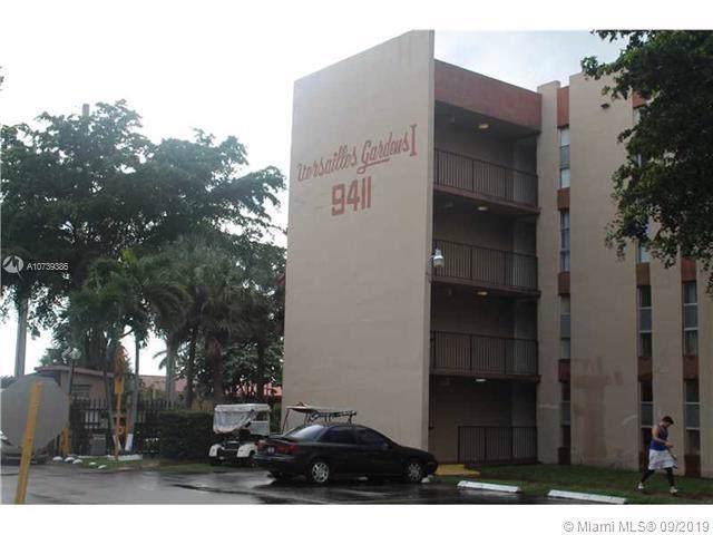 9411 SW 4th St #209, Miami, FL 33174 (MLS #A10739386) :: Castelli Real Estate Services
