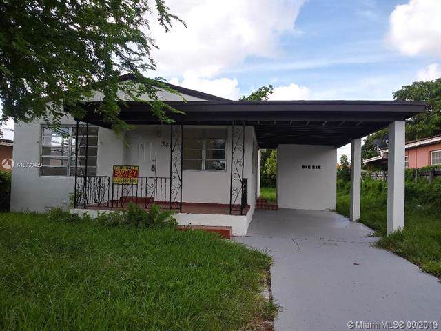 344 W 15TH ST, Hialeah, FL 33010 (MLS #A10739439) :: The Jack Coden Group