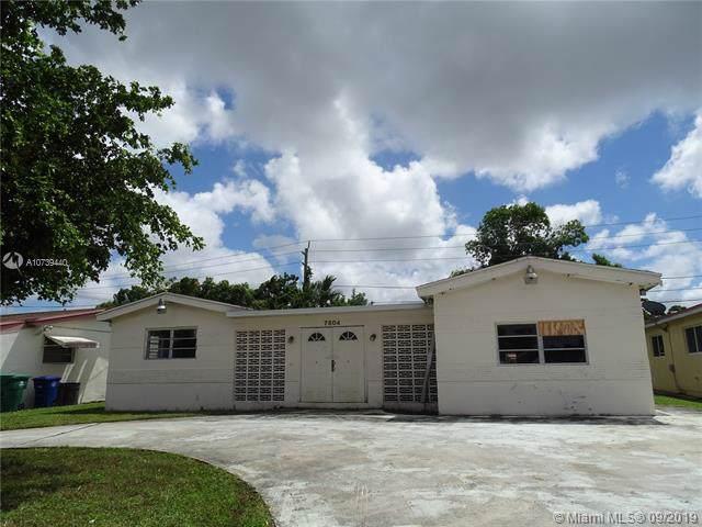 7804 Indigo St, Miramar, FL 33023 (MLS #A10739440) :: Laurie Finkelstein Reader Team