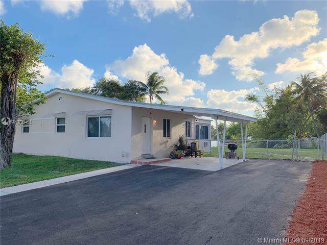 3300 SW 32nd Ave, West Park, FL 33023 (MLS #A10739453) :: Castelli Real Estate Services