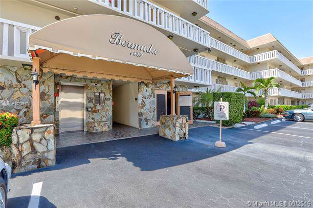 1889 S Ocean Dr #104, Hallandale, FL 33009 (MLS #A10739474) :: Castelli Real Estate Services
