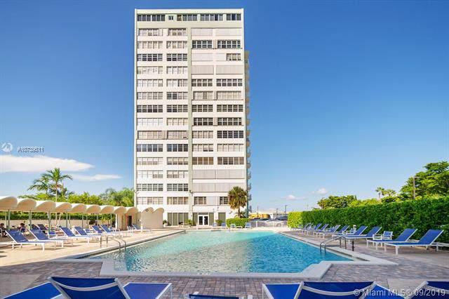 2100 NE Sans Souci Blvd B101, North Miami, FL 33181 (MLS #A10739511) :: The Adrian Foley Group