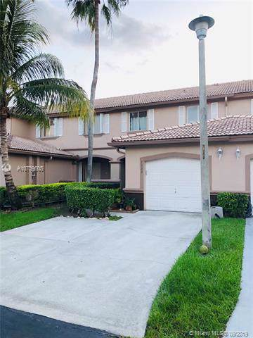 7322 SW 162nd Pl #7322, Miami, FL 33193 (MLS #A10739605) :: Ray De Leon with One Sotheby's International Realty