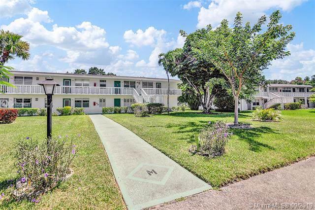301 Farnham M, Deerfield Beach, FL 33442 (MLS #A10739631) :: The Kurz Team
