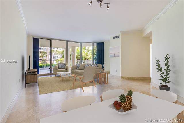 705 Crandon Blvd #205, Key Biscayne, FL 33149 (MLS #A10739634) :: United Realty Group